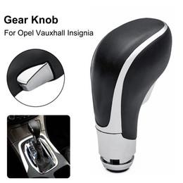 $enCountryForm.capitalKeyWord Australia - 1 x Universal For Opel Vauxhall Insignia Black Automatic Gear Stick Shift Knob Car Gear Knob