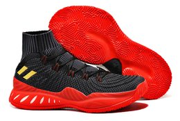 $enCountryForm.capitalKeyWord NZ - new arrive Hottest sale Crazy Explosive Basketball Shoes For Men High top quality Sports Trainer Sneakers 2019 A