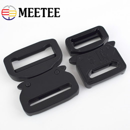 Quality In 10pcs 2 Webbing Plastic Black Tri-glide Slider Adjust Buckles For Outdoor Backpack Strap Garment Webbing Bag Parts Accessories Superior