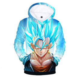 dragon ball z novelties Australia - Hot Sale Dragon Ball Z 3D Hoodies Men Women Harajuku Style Sweatshirt poleron Dragon Ball Anime Hoodie Pullover Streetwear Y191112