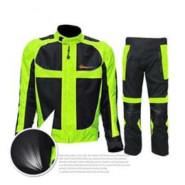 Chaqueta de verano / invierno de motocicleta para hombre Moto Chaqueta protectora para hombre de carreras Ropa reflectiva de Oxford Chaquetas de moto