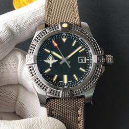 $enCountryForm.capitalKeyWord NZ - Hot selling luxury men's mechanical watch original titanium metal case with black diamond ultra light 44mm ETA2824 movement