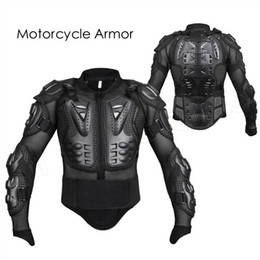 Wholesale Motorcycle Armor Jacket Racing Suits Motocross Protector Spine Chest Protection Gear M L XL XXL XXXL HHA248