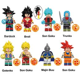 $enCountryForm.capitalKeyWord Australia - Educational Dragon Ball Z Super Saiyan Son Goku Broli Bardock Trunks Gotenks Majin Buu Bardock Mini Toy Figure Building Block Brick