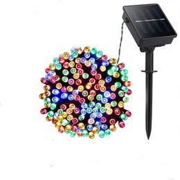 $enCountryForm.capitalKeyWord Australia - Solar Lamps LED String Lights LED Fairy Lights 100 LEDS IP65 Waterproof Decoration Light for Indoor Outdoor Christmas Garden light Holiday
