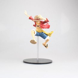 hot dolls japan Australia - Hot Sales 20cm Anime One Piece PS4 Monkey D Luffy PVC Action Figure Models Toys Doll Gift For Kids