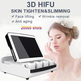 $enCountryForm.capitalKeyWord Australia - OEM 3D HIFU Machine Home Use Face Lift Wrinkle Removal 3D Hifu Machine Pro Skin Slim