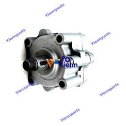 Oil Equipment NZ - V1902 Oil Pump 15471-35010 For Kubota THOMAS EQUIPMENT SKID STEER LOADERS T173 99-89 V1902B Diesel T133 95-89 V1902B Diesel etc