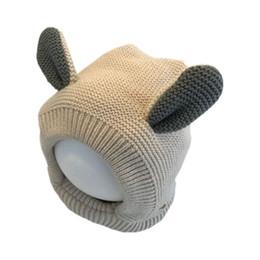 Toptan satış Bebek şapka bebek sonbahar ve kış yakışıklı kış moda trendi kişilik gelgit kap