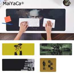 Broken Bad Australia - Maiyaca My Favorite Breaking Bad Office Mice Gamer Soft Mouse Pad Free Shipping Large Mouse Pad Keyboards Mat