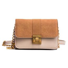 $enCountryForm.capitalKeyWord Australia - Famous Brand Handbags PU Leather Women Designer Lock Double Zipper Frosted Bag Ladies Small Flap Bag Shoulder Bags Messenger Bags Handbag