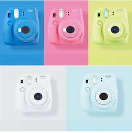 Auto Shoot Australia - Simple Refined Fuji Ride Mini 9 Camera One-shot Imaging Film lomo Ride Mini 8 Convenient Camera