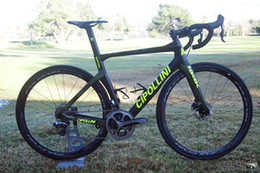 Bicycle Carbon Brand Australia - 2018 CIPOLLINI NK1K Disc thru axle 3k Weave Road bicycle carbon frame fork seatpost bici italy brand Offer free tax DPD service