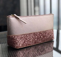 New Fashionable Glitter Sequin Evening Party Bag Travel Toiletry Pouch clutch evening bags Cosmetic Bag womens wash bag Ladies Tote Messenge from pendant apple green manufacturers