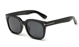 $enCountryForm.capitalKeyWord Australia - Hot sale Fashion Tom Brand Designer Polarized Sunglasses Mens Womens TF Sun glasses UV400 Oculos masculino Male TR90 Eyewear