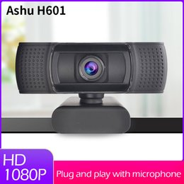 mega full video Canada - Flexible USB Webcam 1080P HD PC Web Camera With Microphone USB Camera for Computer Webcamera Full HD Video Web Cam