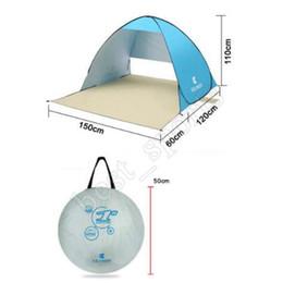 $enCountryForm.capitalKeyWord Australia - Wholesale-Outdoor Beach Tents Shelters Shade UV Protection Ultralight Tent for Fishing hiking Picnic Park beach