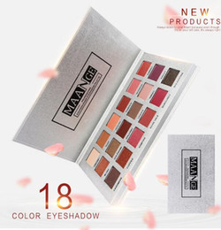 18 palette online shopping - New Eye Makeup Eyeshadow colors Palette Shimmer Matte Eye shadow Pro Eyes Makeup Cosmetics fast shipping