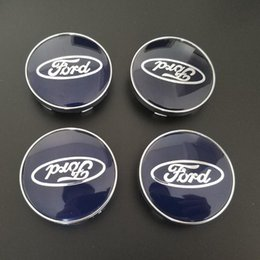 $enCountryForm.capitalKeyWord Australia - 54MM 60MM Car Styling 4PCS Set Tire Wheel Hubcaps Circle Cover Stickers for Ford Edge Kuga Explorer Focus Mustang Auto Accessories