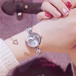 $enCountryForm.capitalKeyWord Australia - 2019 Alloy Ladies Dress Wristwatches Wholesale Fahion Style Womens Blue Color Watch Good Gift For Girls Christmas Diamond Watches