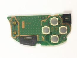 Discount pcb circuit board repair - Hot sale Original Replacement Right PCB Key circuit Button board Wifi versions for PSV PS VITA 1000 PSVITA 1000 Repair P