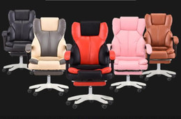 $enCountryForm.capitalKeyWord NZ - Hot sell High Quality Office Boss Chair Ergonomic Computer Gaming Chair Internet Cafe Seat Household Reclining Chair