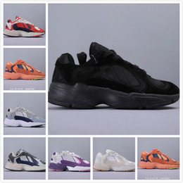 Wholsale sports online shopping - wholsale Lovers Kanye Originals YUNG Sneakers Mens Sports Running Shoes Womens Fashion Designer daddy Trainers male West Chaussures