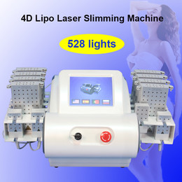 Wholesale lipo laser nm equipment laser liposuction machine slimming machine lipolaser Fat reduction big Small areas slimming