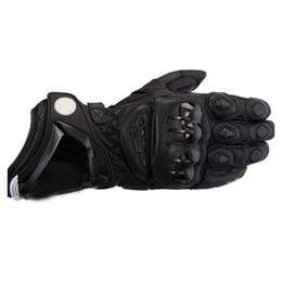 $enCountryForm.capitalKeyWord UK - PRO Motorcycle Long Gloves Moto GP Racing Driving Motorbike Protective Leather Gloves