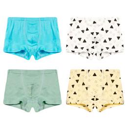 82336081f0 Children s Cotton Underpants Boy Cartoon Printed Baby Girls Underwear Boxer Briefs  Panties Breathable Shorts for Teenage LJJS128