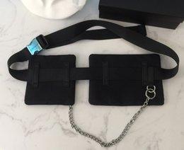 Match bags online shopping - Newset Women Designer Bags Two Piece Nylon Waistbag Chest Bag Purse Match Fabric Tote Handbags Wallet Men Belt Tote Parachute Fabric Bag