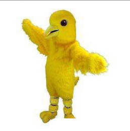 $enCountryForm.capitalKeyWord UK - 2019 Factory direct sale yellow chicken Mascot Costume Halloween Christmas Birthday Celebration Carnival Dress Full Body Props Outfit