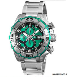 bike chronograph 2020 - Free Shipping FE F16599 7 Men's Quartz Watch 2013 Tour De France CHRONO BIKE Green Dial S.Steel CHRONOGRAPH