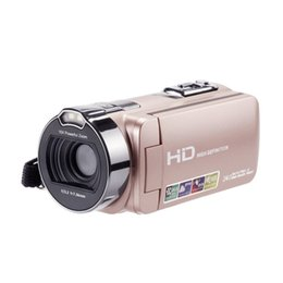 Wholesale HDV P Multi function Video Camera MP Night Vision Camera Wi Fi inch LCD Screen Digital HD Camcorder For Travel