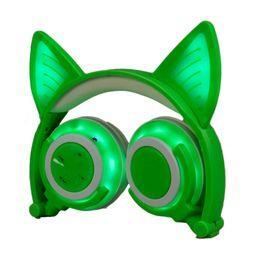 $enCountryForm.capitalKeyWord UK - New years nails headset mono earbud fm radio House plants earmuffs headphone with Bullet journal light glowing earphone christmas crafts