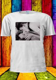 $enCountryForm.capitalKeyWord NZ - Best Friend Lesbian Kissing Love T-shirt Vest Tank Top Men Women Unisex 1119 Funny free shipping Unisex Casual top