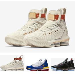 2019 XVI 16s Harlem's Fashion Row Orologio SuperBron The Throne Scarpe da basket Moda Mens Trainers 16s HFR Sports Sneakers Taglia 7-12