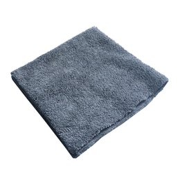 $enCountryForm.capitalKeyWord Australia - 1pcs Plush Microfiber Edgeless Towel 16 X 16 100% Scratch Free Perfect for Auto Car Detailing, Washing, Interior Cleaning