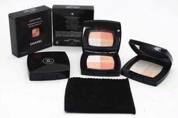 Product Brand Color Australia - 2018 NEW Brand Makeup product brand Blush harmony blush 4 colors 11g 6pcs lot