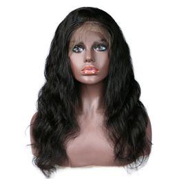 $enCountryForm.capitalKeyWord Australia - Wholesale Price Natural Wave Virgin Human Hair Wigs Lace Front Wigs GAGA Hair Style Free Shipping