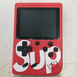 Game arcade android online shopping - Newest SUP Mini Handheld video Game Console Portable Players IN Game BOX Colorful LCD Screen Game Player DHL Free