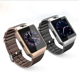 internet uses Canada - DZ09 smart watch mobile phone Internet touch screen positioning Bluetooth camera multi-function smart watch luxury design Apple Android