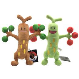 $enCountryForm.capitalKeyWord UK - Hot Sale 11.8inch 30cm 2 Style Sudowoodo Pikachu Plush Stuffed Doll Toy For Kids Best Holiday Gifts
