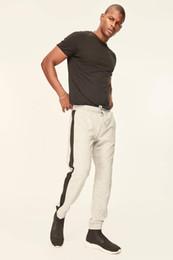 s mobile 2019 - Trendyol Six gray tracksuit Men - waist Leg Wheel Mobile Advanced TMNAW19GS0134 cheap s mobile