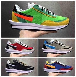 $enCountryForm.capitalKeyWord NZ - 2019 Newest UNDERCOVER x Sacai LDV Waffle Blue Green Athletic Shoes For Men Women Fashion Sneaker Black White Camping Hiking Running Trainer