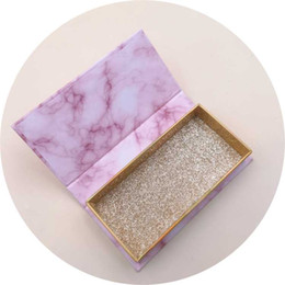 $enCountryForm.capitalKeyWord UK - Mink Eyelash Packaging Box UV Coating 3 d Case eyelashes cottonown brand lash eyelash box box 3d fiber lashes