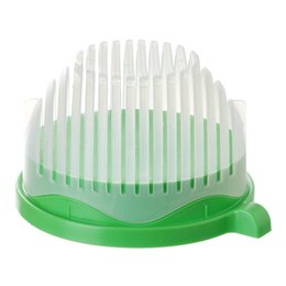 $enCountryForm.capitalKeyWord Australia - Quick Salad Cutter Bowl DIY Easy Salad Maker Vegetable Fruit Slicer Chopper Washing Strainer Wave Shaped Kitchen Gadget Tools wh0538