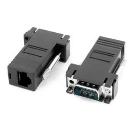 $enCountryForm.capitalKeyWord Australia - DB9 Male to RJ45 8P8C Modular Connector Adapter