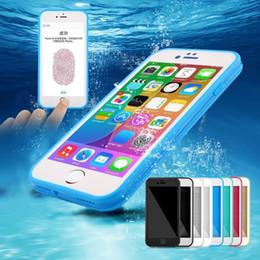$enCountryForm.capitalKeyWord Australia - Ultra-Thin Camara Waterproof Shockproof Hybrid Soft Silicone TPU 360 Phone Case Cover For Apple iPhone XS Max XS XR X 8 Plus 7 Plus 6S Plus