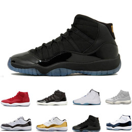 Wedding dresses men like online shopping - 11 Basketball Shoes Concord Platinum Tint Cap and Gown Space Jam Win Like Designer Shoes Men Women Sports Sneakers Size